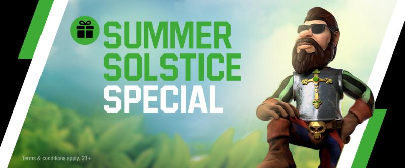 unibet summer solstice bonus