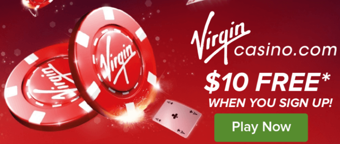 Virgin Casino ᐈ Virgin Online Casino Review & Promo Code