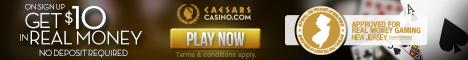 caesars bonus 10 dollars