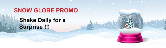 party casino winter promo