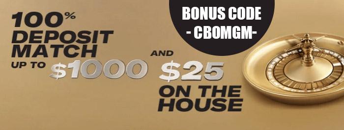 betmgm exclusived bonus