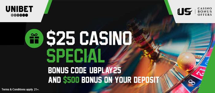 unibet bonus code 25 dollars