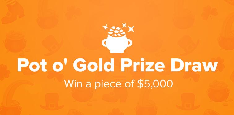 virgin casino prize draw
