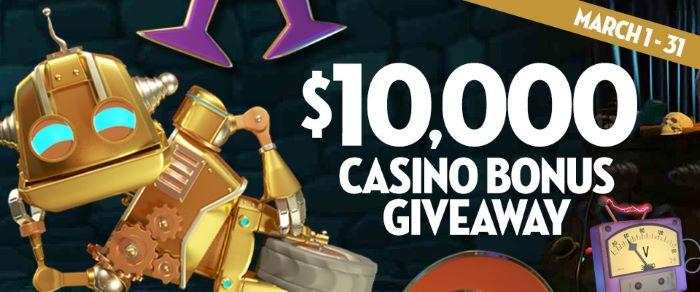 caesars casino march bonus
