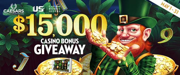 caesars casino giveaway
