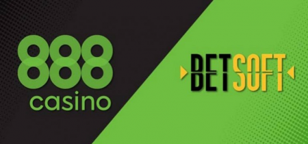 Betsoft strengthens its international presence with 888casino