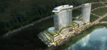 Caesars To Invest in Korea Casino Resort Project