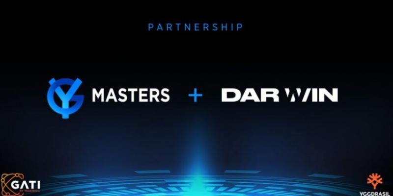 Yggdrasil Welcomes Darwin Gaming to YG Masters Program