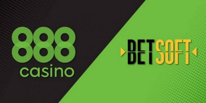 Betsoft strengthens its international presence with 888casino